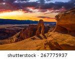 Beautiful Sunset Image Taken A...