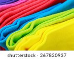Colorful Socks Background....