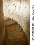 Erased Stairs Inside Tower Of...