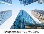 skyscraper.  | Shutterstock . vector #267933347