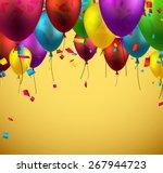 Celebration Background With...