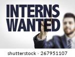 Постер, плакат: Interns Wanted