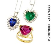 Combination Of Three Jewellery...