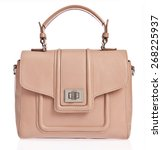Women Handbag Isolated Over...