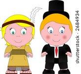 baby theater | Shutterstock .eps vector #2684934