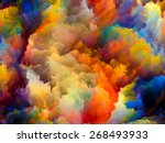 dynamic color series.... | Shutterstock . vector #268493933