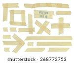 Set Of Various Adhesive Tape...