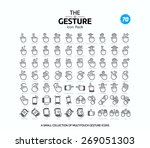 70 Vector Line Icons Set For...