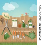 Gardening And Diy Hobby Garden...