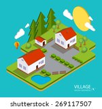 Color Vector Flat Illustration...