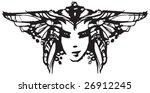 retro style decoration. vector... | Shutterstock .eps vector #26912245