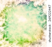 designed grunge texture ... | Shutterstock . vector #269222447