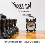 The Chess And Alarm Clock