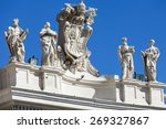 rome  italy  on march 6  2015.... | Shutterstock . vector #269327867