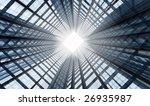 abstract skyscraper | Shutterstock . vector #26935987