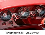 dashboard from the inside of a... | Shutterstock . vector #2693940
