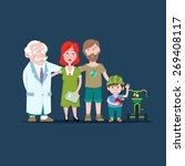 family health | Shutterstock .eps vector #269408117