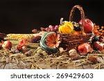 Pumpkin  Pomegranate  Apple ...