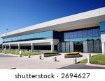 corporate headquarters | Shutterstock . vector #2694627