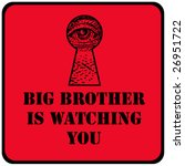 Big Brother Is Watching You Re...