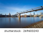 st paul's cathedral and... | Shutterstock . vector #269603243