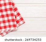 background  checkered  clean. | Shutterstock . vector #269734253