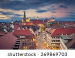 nuremberg. image of historic... | Shutterstock . vector #269869703