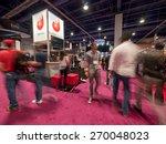 las vegas  nv   april 15  nab... | Shutterstock . vector #270048023