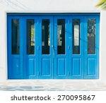 Vintage Door   Soft Focus With...