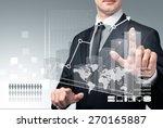 laptop  network  slim. | Shutterstock . vector #270165887