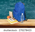 backpack  child  school... | Shutterstock . vector #270278423