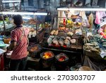 bangkok  thailand  december 25  ... | Shutterstock . vector #270303707