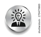 pictograph of bulb concept | Shutterstock .eps vector #270475883