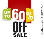 sale up to 60 percent off red...