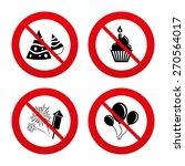 No  Ban Or Stop Signs. Birthda...