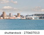 cruise terminal in cagliari  ... | Shutterstock . vector #270607013
