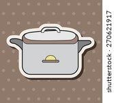 kitchenware rice cooker ... | Shutterstock . vector #270621917