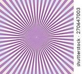 Purple Sunburst Background...