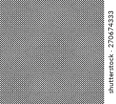distressed halftone hand drawn... | Shutterstock .eps vector #270674333