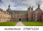 courtyard of castle arenberg ... | Shutterstock . vector #270871223