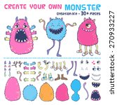Monster Creation Kit. Create...
