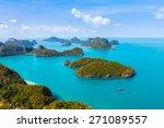 Panorama Ang Thong National...