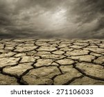 global warming | Shutterstock . vector #271106033
