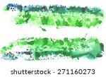 texture watercolor smear in... | Shutterstock . vector #271160273