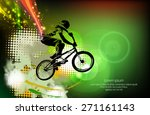 sport vector illustration | Shutterstock .eps vector #271161143