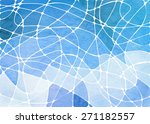 abstract geometric grunge... | Shutterstock . vector #271182557