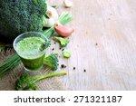 organic food  | Shutterstock . vector #271321187