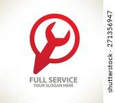 repair design logo template...