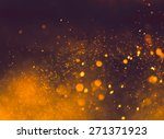 abstract bokeh background | Shutterstock . vector #271371923
