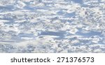 sky of clouds in the background | Shutterstock . vector #271376573